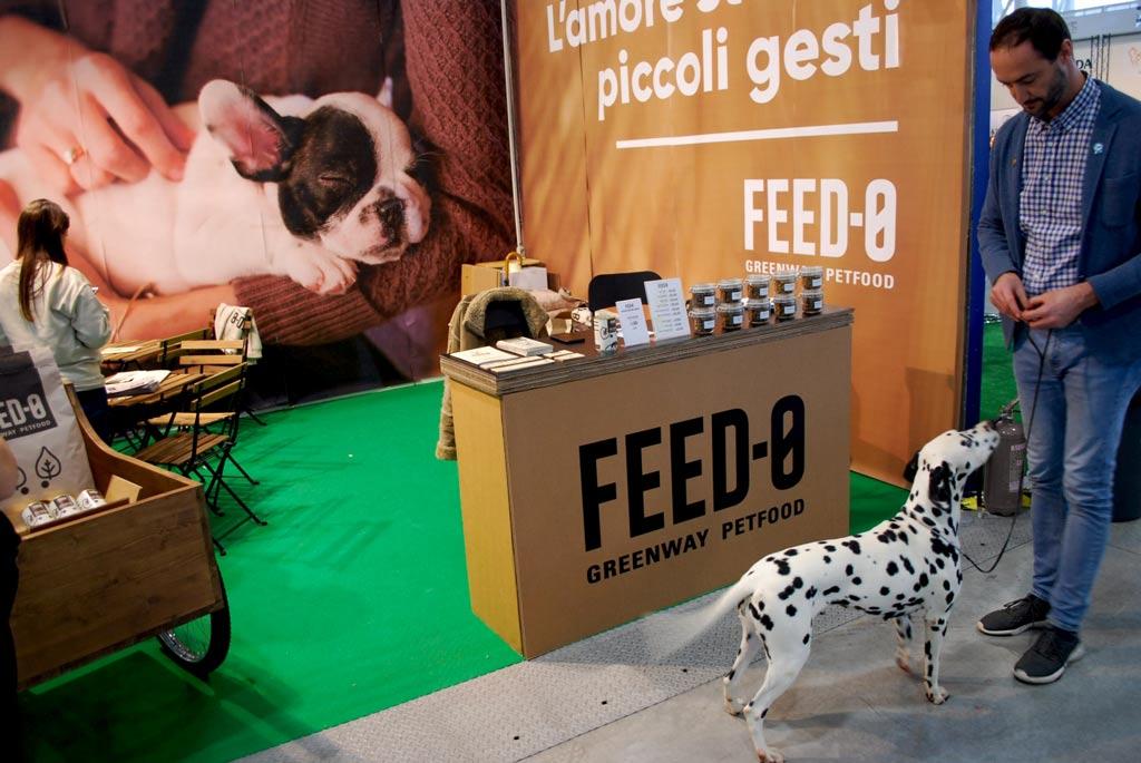 stand di feed-0 al pet expo 2019