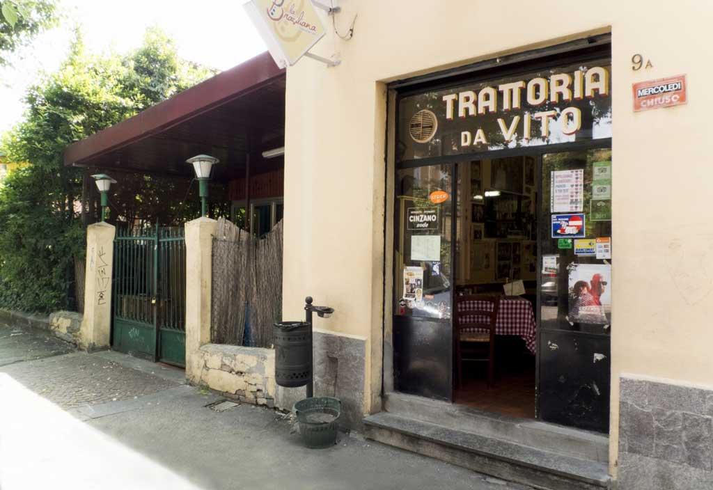Trattoria da Vito, storica della Cirenaica