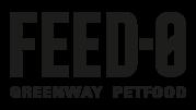 logo di feed-0 e-commerce di alimenti per cani