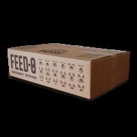 Scatola Maxi  40x60x15 cm  Cartone vulcano leggero  Utilizzato per spedire un sacco da 12 Kg di mangime o più colli piccoli assieme