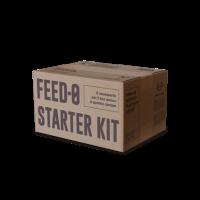 Starter Kit 25x19x14 cm  Mono onda leggero  Kit che riceverai dall'allevatore o dal canile nel quale prenderai il tuo nuovo arrivato